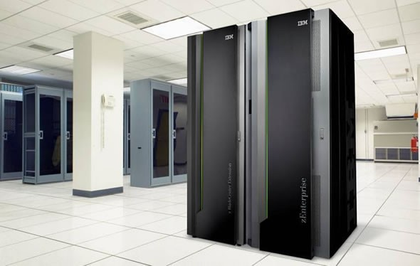 The Ibm Mainframe 50th Anniversary Golden Oldie Or Modern