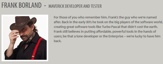 Frank Profile