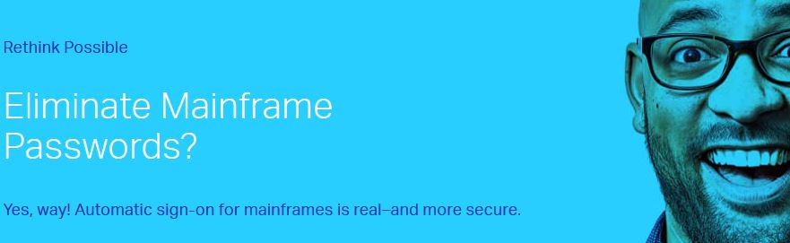 You've Solved Password Resets for Your Network. Now What About Your Mainframe?