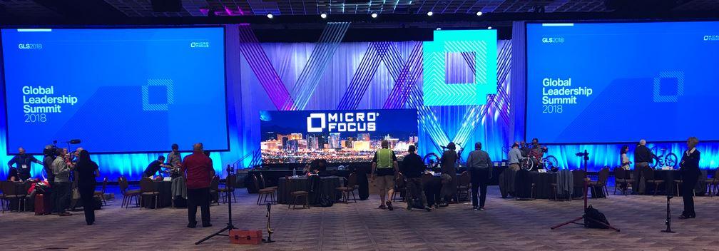 Viva Las Vegas! Looking back on the Micro Focus 2018 Global Leadership Summit