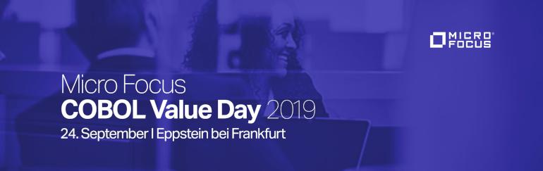 COBOL Value Day