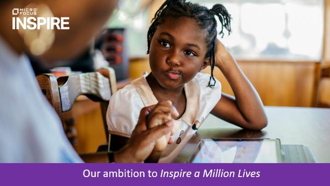 Inspire a Million Lives